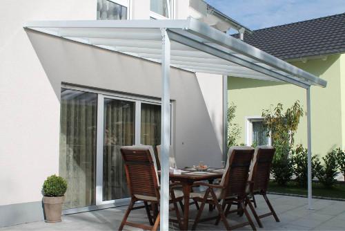 Coperture per terrazzi e giardini for Giardini e verande